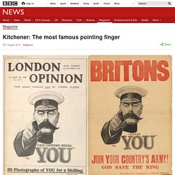 Kitchener: The most famous pointing finger