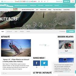 Kitesurf sur meltyXtrem