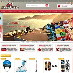 - Surf shop - Freeride-Attitude
