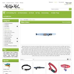 kitten Collars, Cute kitten collars UK, kitten Collar - KittyKit