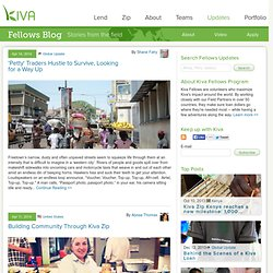 Kiva Stories from the Field