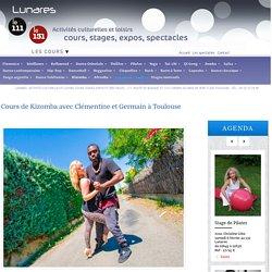 Cours de Kizomba avec Clémentine et Germain à Toulouse