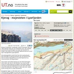 Kjerag - majesteten i Lysefjorden - Tur