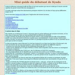 KKPlo - Apprendre le kyudo Gen ve