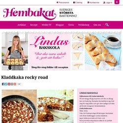 Kladdkaka rocky road