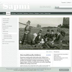 Klädedräkten - Samer.se