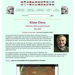 Klaus Dona