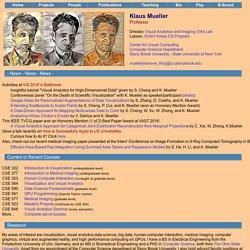 Klaus Mueller's homepage