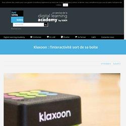 Klaxoon : l'interactivité sort de sa boîte