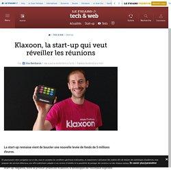 TRL8/9 : Klaxoon, la start-up qui veut réveiller les réunions