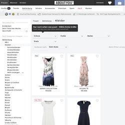 Kleider online kaufen