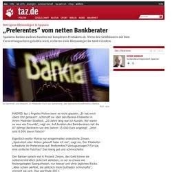 """Betrogene Kleinanleger in Spanien : """"Preferentes"""" vom netten Bankberater"""