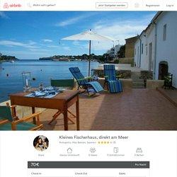 Kleines Fischerhaus, direkt am Meer - Häuser zur Miete