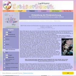 Entwicklung der Kinderzeichnung