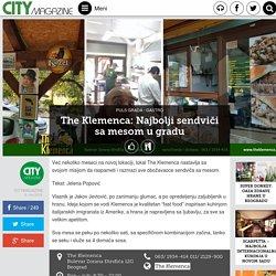 The Klemenca: Najbolji sendviči sa mesom u gradu