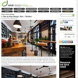 Bar by Kley Design, Kiev – Ukraine