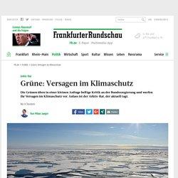Arktis-Rat: Grüne: Versagen im Klimaschutz