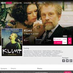 Klimt en VoD - Film de Raoul Ruiz
