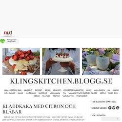 klingskitchen.blogg.se - Kladdkaka