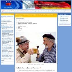 Klischees über Franzosen, Deutsche und die deutsch-französischen