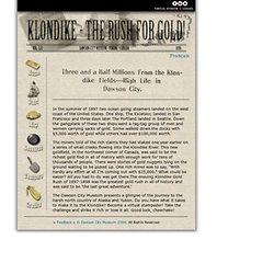 Klondike - Rush for Gold