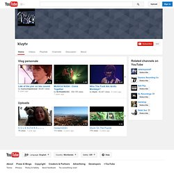 kluytv's Channel