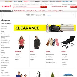Kmart (Clearance)