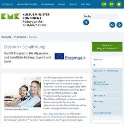 KMK-PAD: Erasmus+