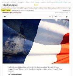 Reise-Knigge für Frankreich: Oh, mon Dieu!