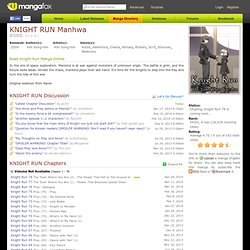 Knight Run Manga - Read Knight Run Manga Online for Free