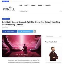 Knights Of Sidonia Season 3: Will The Anime Ever Return? New Film And Everything To Know