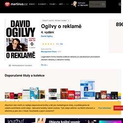 Kniha: Ogilvy o reklamě (David Ogilvy)