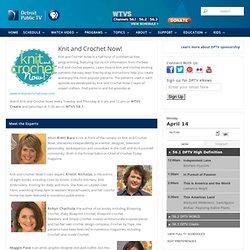 Detroit Public TV | On Demand. Knit & Crochet Today. Video Archive
