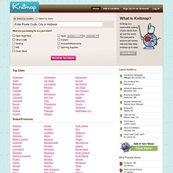 Knitmap - Find Your Local Yarn Store