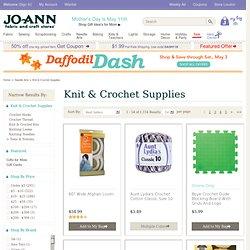 Knitting Supplies - Shop Knitting Items & Crochet Supplies
