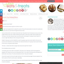 Knock You Naked Bars - Julie's Eats & Treats
