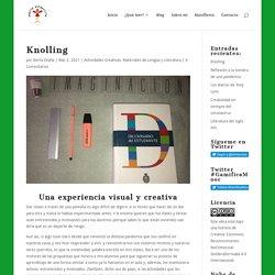 Knolling - Nuestras palabras son mágicas