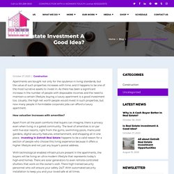 Know How Real Estate Investing a good Option or Not