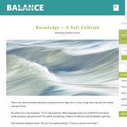 Knowledge – A Sufi Folktale