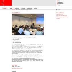 Swiss Knowledge Management Forum: Welcome