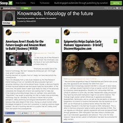 Knowmads, Infocology of the future