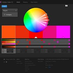 Schematy koloru