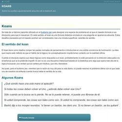 Koans