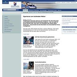 Bundeswehrkrankenhaus Koblenz: Herzchirurgen bei der Arbeit