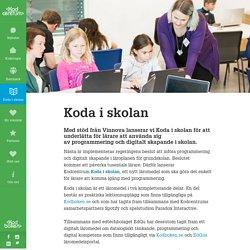 Koda i skolan – Kodcentrum