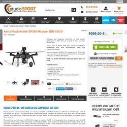 Kodak SP360 4K - Aerial Pack pour 3DR Solo