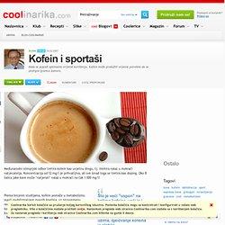 Kofein i sportaši — Članci
