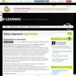 Kogniwistyka | e-learning