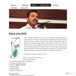 Koha Live DVD