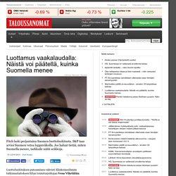 Suomen kohtalonkysymykset luokituslaskun jälkeen